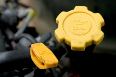 automobile engine fluid fill caps